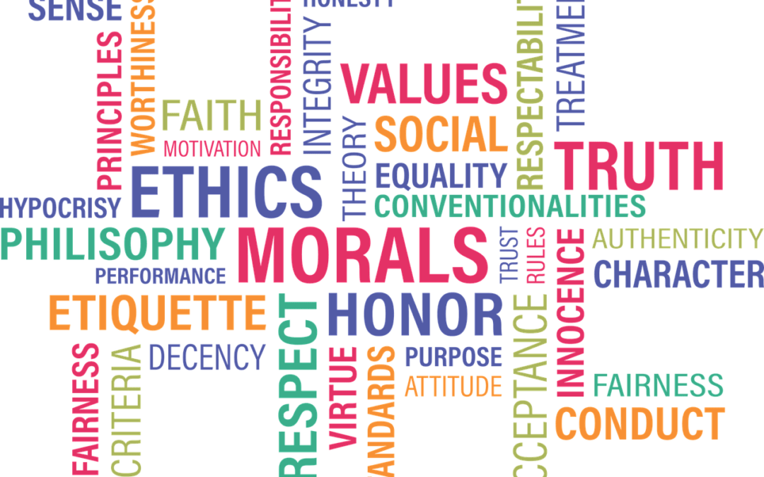 How Morals affect our decisions and how they can be reshaped for good